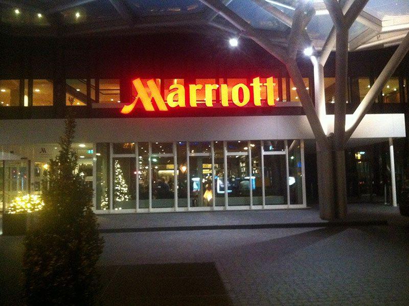 Frankfurt Marriott