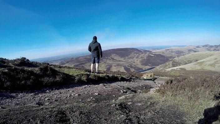 Pentland Hills Hike