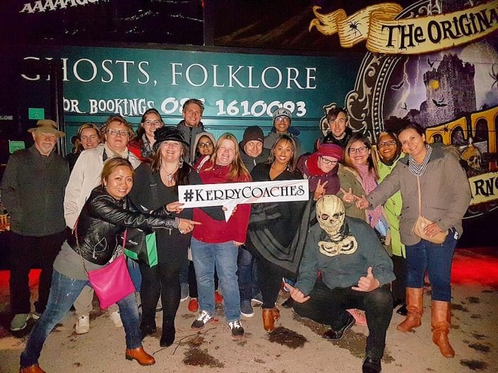 Killarney Ghost Bus Tour