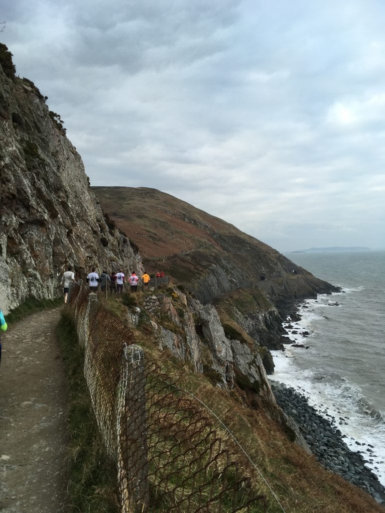 Coastal views and fresh air