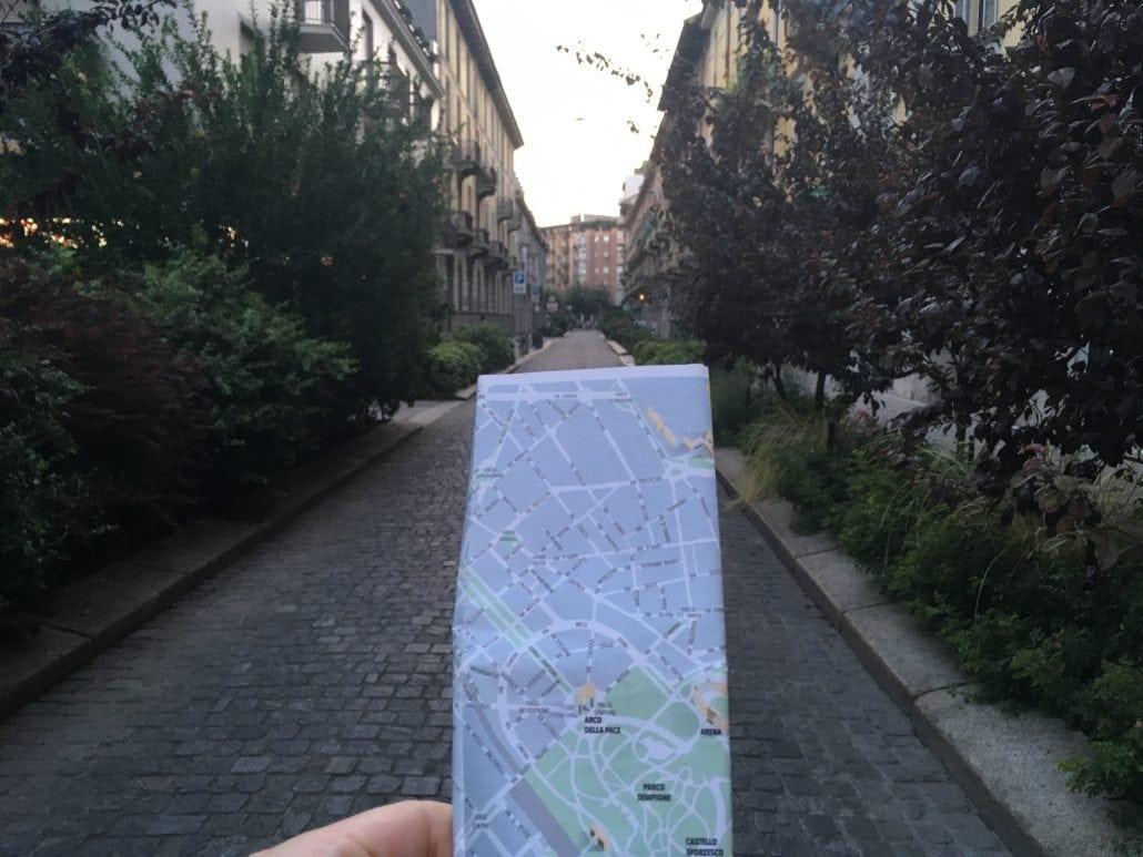 Exploring Milan